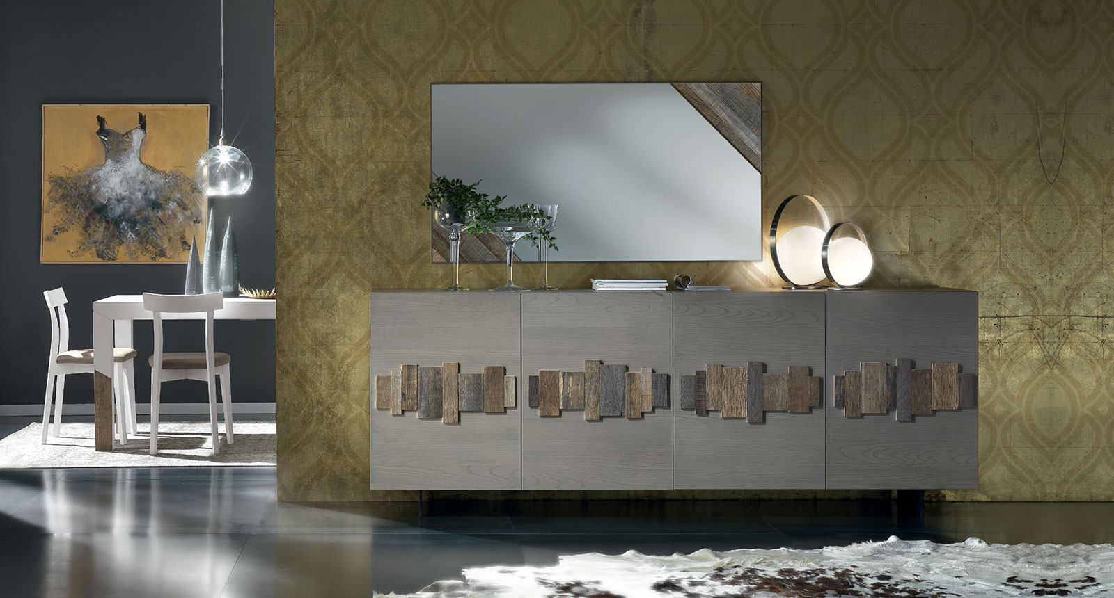 Furnishing accessories by Euro Design